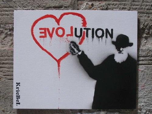 El cuento de la evolución humana