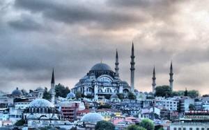 La segunda gran mezquita de la que se encargó Sinan fue para el propio Sultan Suleyman.