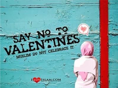 La celebración de St Valentín es anterior al cristianismo y no encaja en una relación de amor duradera, ni en el Islam