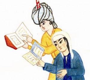Islam dio a las mujeres los primeros 'Derechos de la Mujer', lo que les permitió llegar a posiciones de igual importancia, tanto en lo erudito como de poder, que los hombres