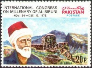 El científico Al Biruni