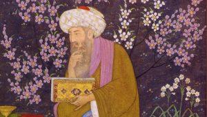Detalle de una portada del libro de ciencia ficción Hayy Ibn Yaqdhan, de Ibn Tufail