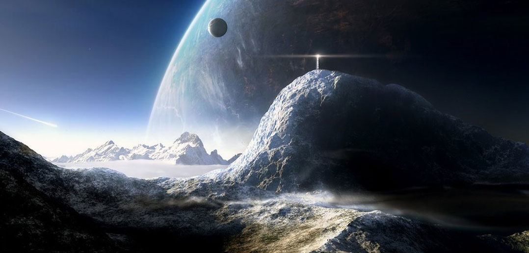 La posible existencia de vida extraterrestre no niega la existencia de Dios; Él es el creador de este mundo y cuantos haya