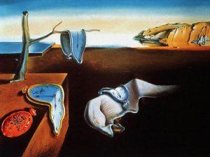 El tiempo no es una realidad que podamos demostrar de manera empírica, en cambio, no podemos negarlo