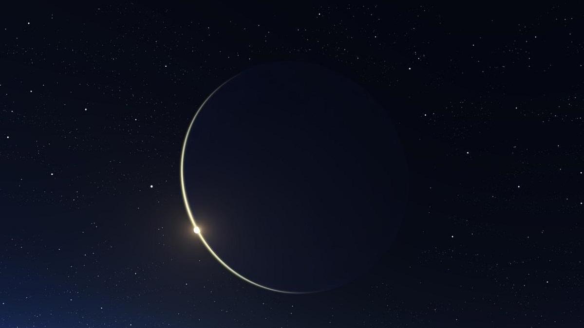 El calendario islámico comienza con la Hégira y se rige por la luna