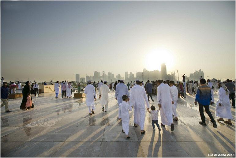 El Eid al Adha es un día de celebración y alegría para los musulmanes