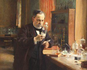 Pasteur demostró que la generación espontánea es científicamente imposible
