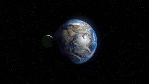 La perfección y la armonía existentes en el universo no pueden haber surgido por casualidad o coincidencia, como afirman la física y las matemáticas