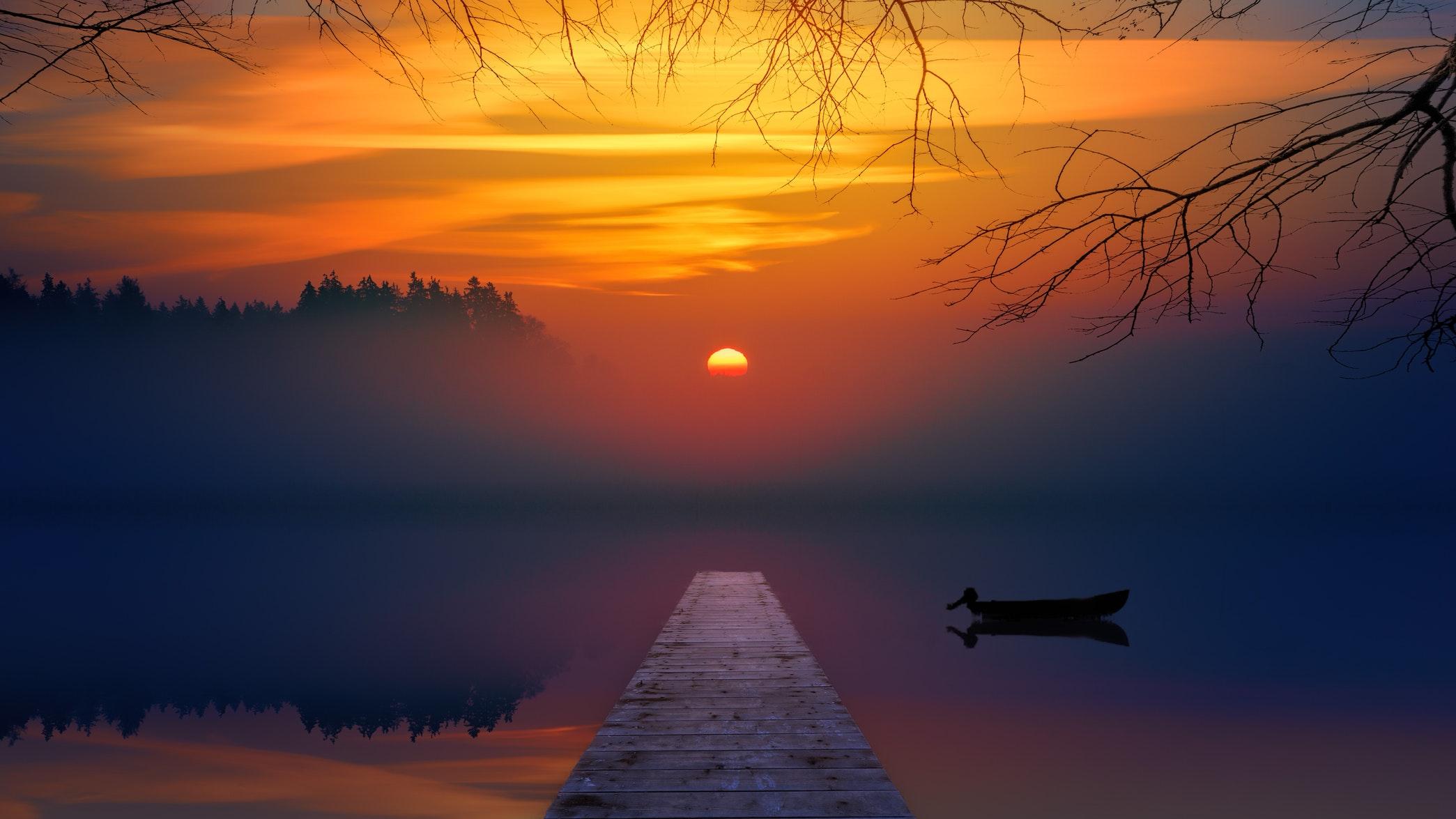 El ser humano tiene una parte física, una espiritual, una que es fitrah y una que es Luz. La Luz puede iluminar a todas las demás