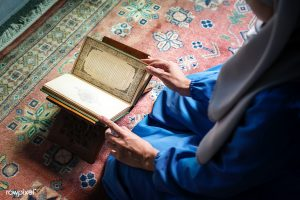 En este versículo del Corán queda clara la igualdad del hombre y la mujer en el Corán a pesar de sus diferencias complementarias
