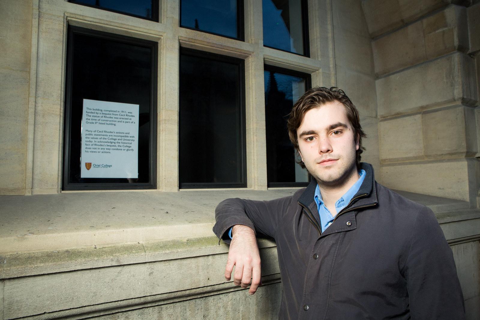 Jacob Williams dice que ni el estudio de filosofía en Oxford ni la Iglesia anglicana era capaz de responder a mis preguntas sobre la creencia y la sociedad