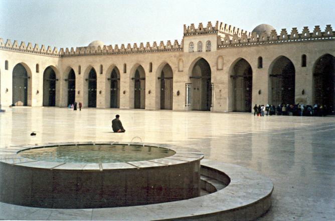 Casa de la Sabiduría en Cairo inspirada por la de Bagdad